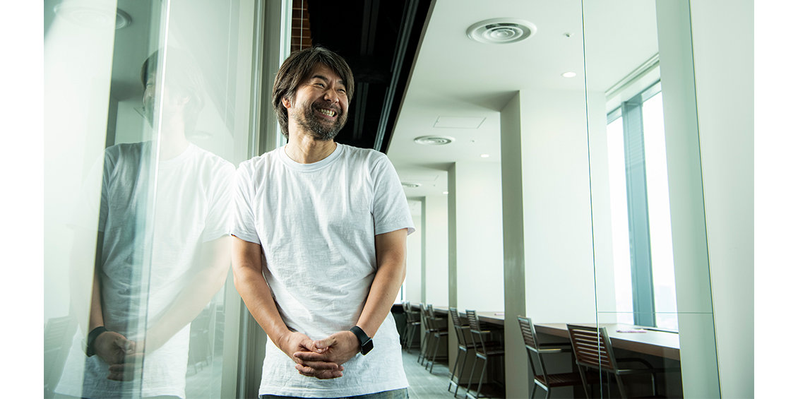 「WOWOWに入りましょう」CMはどうやって生まれた? クリエイティブ・ディレクター篠原誠の仕事術