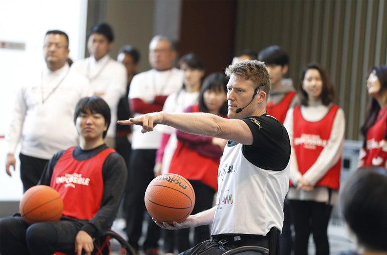 パラスポーツの普及・啓発のためのイベント「IMPOSSIBLE CHALLENGE FIELD」をトヨタ自動車と共同で開催