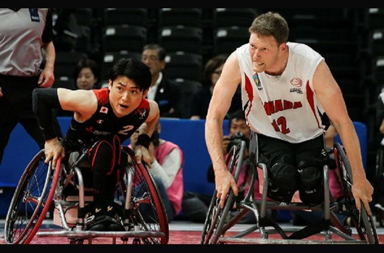 その男、パトリック・アンダーソン。~車いすバスケ界のMJが日本にやってきた~