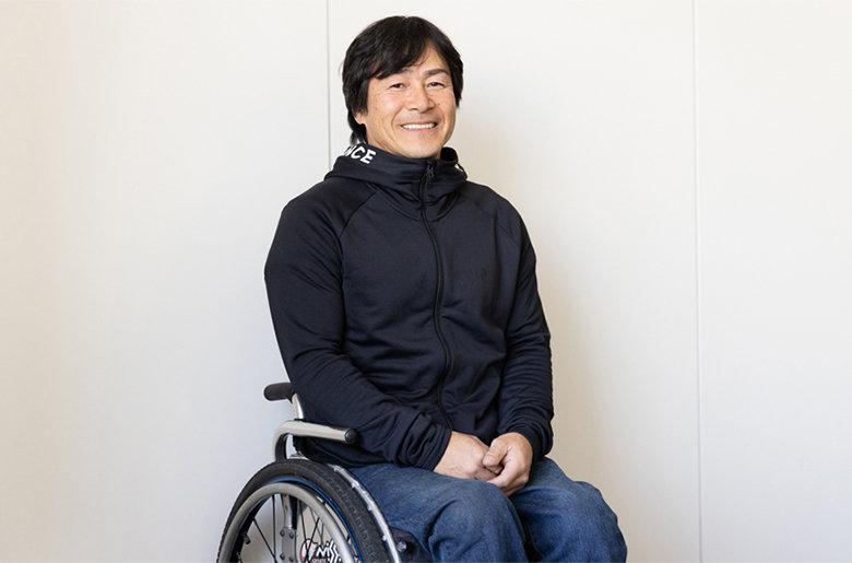 「継続」と「発信」、「創意工夫」と「勇気」が共生社会を生む! ノーバリアゲームズの企画に携わる元パラリンピアン・野島弘の挑戦!